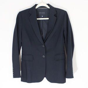 Banana Republic // Navy Wool Blazer size 6